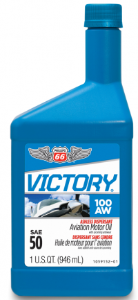 Victory Aviation Oil 100AW